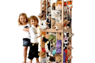 The Zoo Stuffed Animal Storage