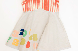 Math Facts Stencil Dress