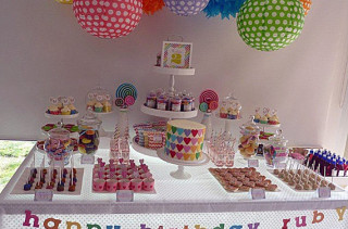 Love Hearts & Lollipops Birthday