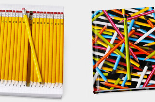 Hidden Pencil Notebook