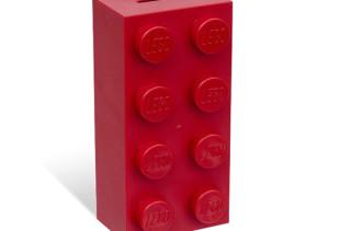 LEGO Brick Bank