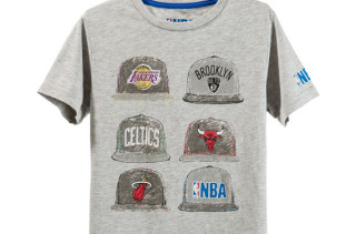 Caps NBA T-shirt