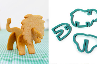 Safari Animal Cookie Cutters