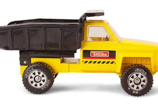 Tonka Retro Classic Dump Truck