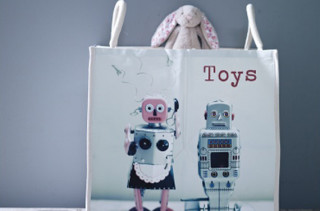 Toys Storage Bag