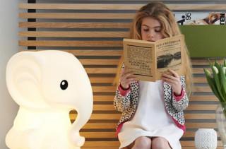 Anana Elephant Lamp