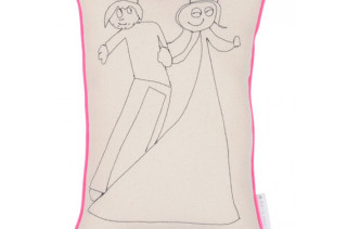 Child's Drawing Pillow
