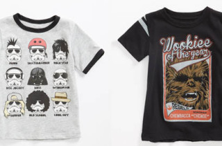 Mighty Fine Star Wars Bodysuits & Tees