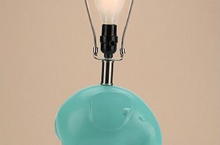 Elephant Lamp Base