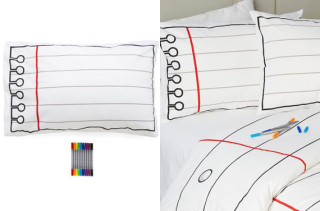 Notebook Pillow Cases