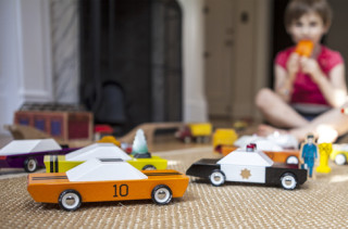 Modern Vintage Toy Cars