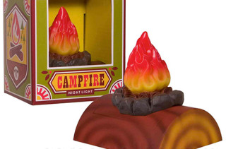 Campfire Nightlight