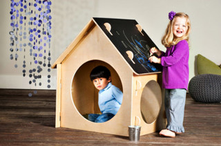 The Chalkboard Playhouse