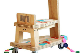 Dudley & Co. Toddler Ride On