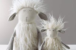 Wooly Plush Toys