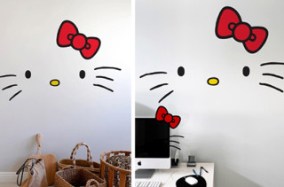 Hello Kitty Wall Graphics