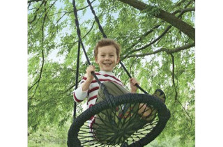 Round & Round Outdoor Swing