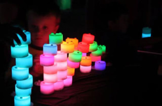 Tangeez Light Up Blocks