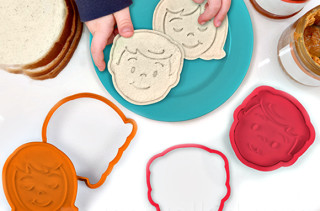 Bread Head Sandwich & Cookie Cutters
