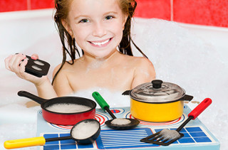 Floating Cooking Set