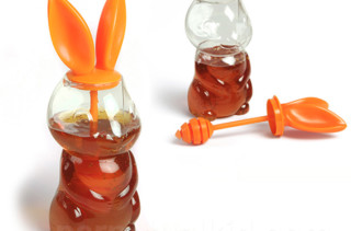 Hunny Bunny Honey Jar
