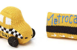 NYC Taxi & Metrocard Rattles