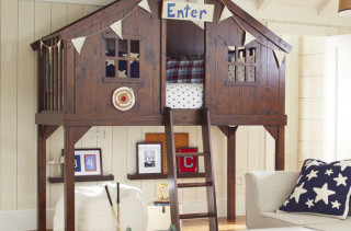 Pottery Barn Treehouse Bed