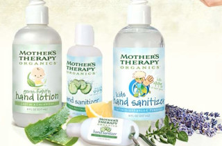 Mother's Therapy Hand Lotion & Sanitizer