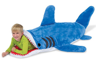 Shark Bait Sleeping Bag