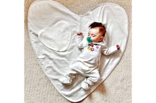Big Love Heart Blanket