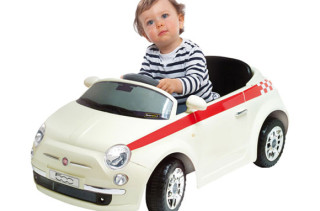 Motorama Jr Ride On Fiat