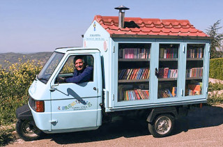 Tiny Mobile Library