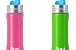 Pura Kiki Stainless Sippy Bottle