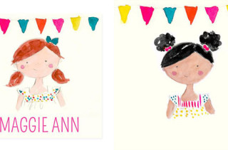 Sophie & Lilli x Land of Nod