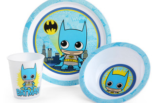 DC Comic Dinnerware Sets