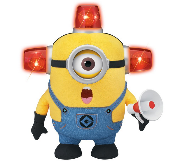 Best summer toys 2015 - Fireman minion