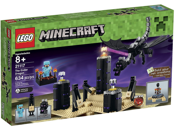 Best summer toys 2015 - Lego minecraft