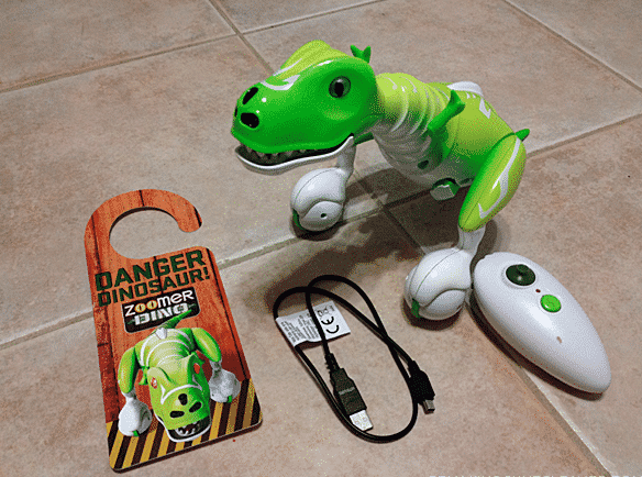 Radio-control-dinosaur-toy