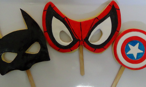 Superhero cookie cutters for sale