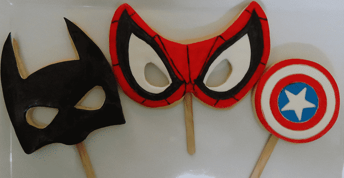 superhero cookie recipe 2