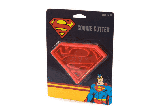 superman cookie cutter