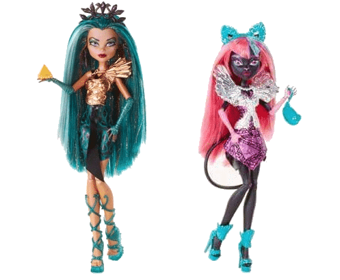 New monster high dolls 2015 list and names - Preorder them ...