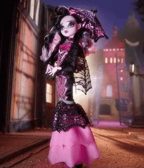 new monster high dolls 2015 - Draculaura