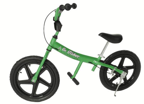 16 inch balance bike review go glider