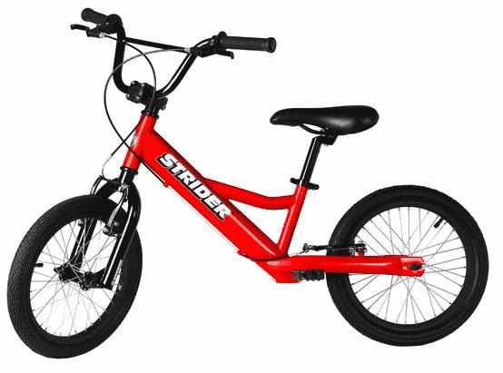 16 inch balance bike review strider