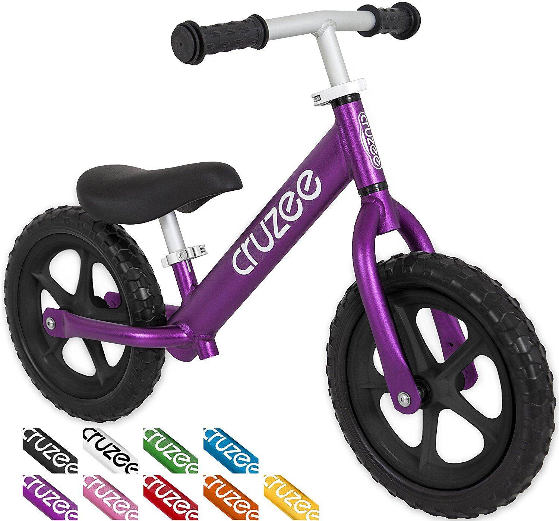 Cruzee UltraLite Balance Bike 4.4 lbs