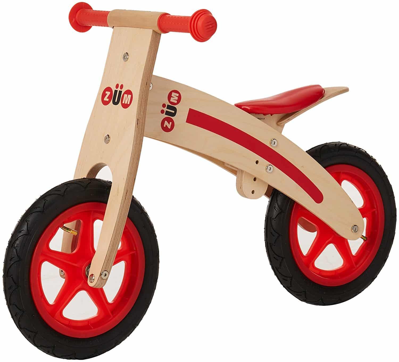 ZUM CX Wooden Balance Bike