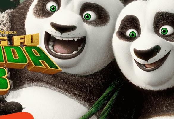 Ku Fung Panda 3 toys