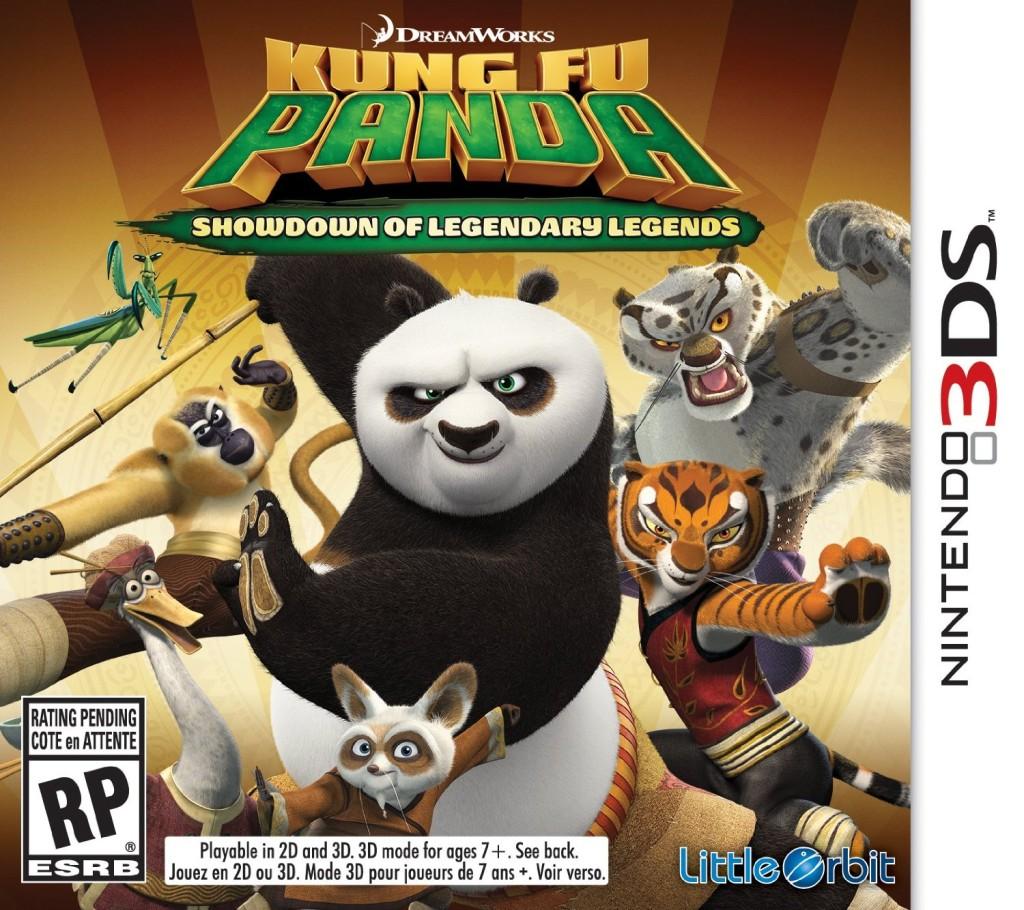 kung fu panda 3 console game