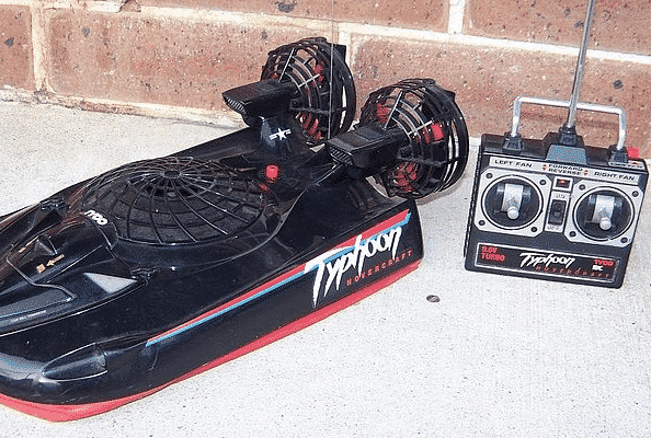 Typhoon Hovercraft Review